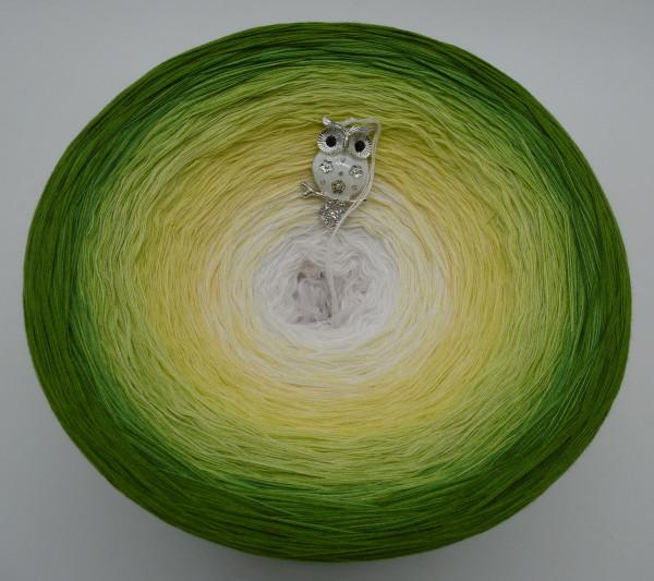 Gigantischer Bobbel - Grüne Aue im Sonnenlicht - über 1kg