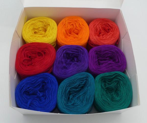 Farben des Lebens (4fädig-900m) - Knallerfarben
