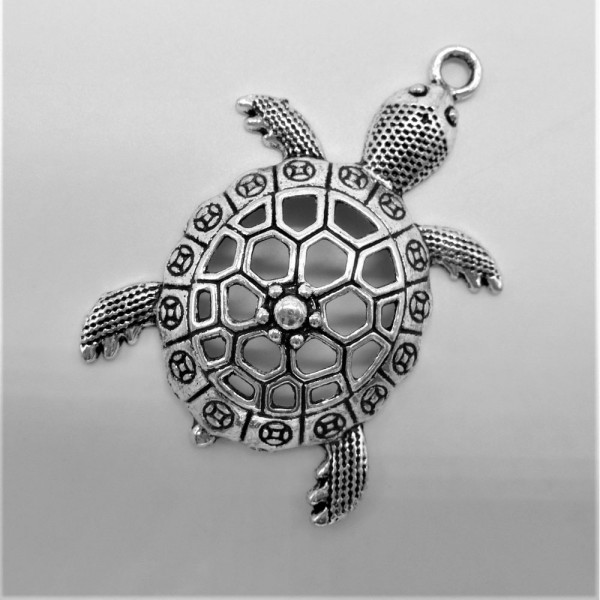 Lady Dee's Anhänger Schildkröte