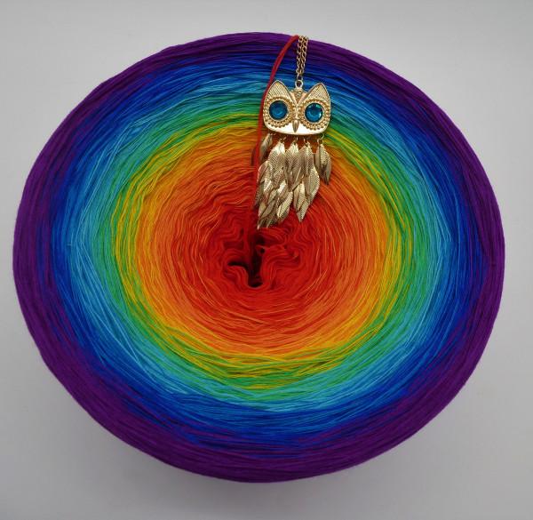 Gigantischer Bobbel - Kinder des Regenbogen - über 1kg