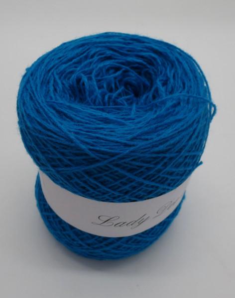 Woll-Acryl-Gemisch - Saphir - 50g - 450m
