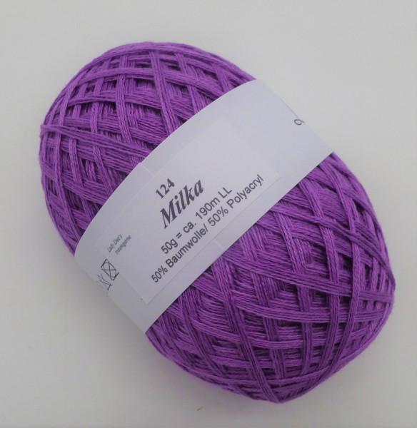 Lace Garn - Milka - (124)