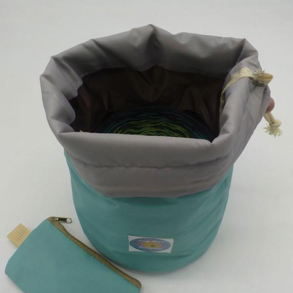 Utensilo - Bobbel Bag für Bobbel bis 250g - Mintgrün
