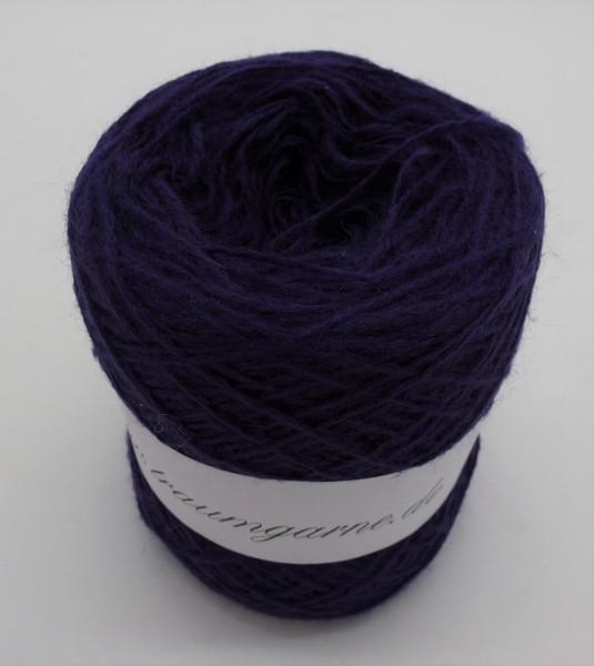 Woll-Acryl-Gemisch - Violett - 50g - 450m