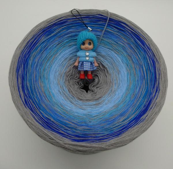 Gigantischer Bobbel - Blue Johnny Blue - über 1kg