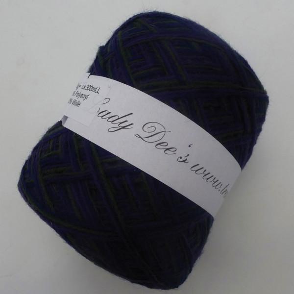 Wool-Acrylic-Mixture - Oktober (001) - 100g