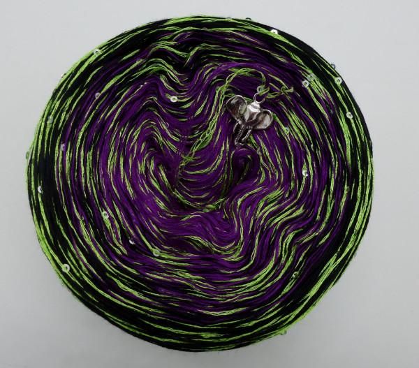 Feuerwerk der Sinne - Paillettengarn - 570m - 150g