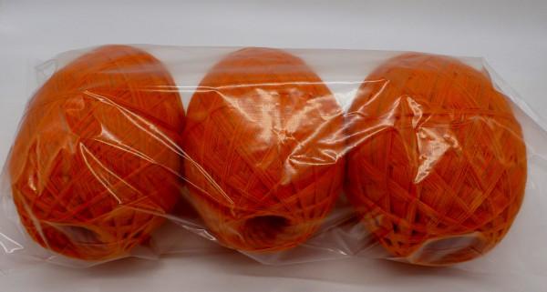 1kg - Riesen Garnpaket - Orangen Bäumchen