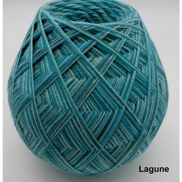 Lady Dee's ZauberEi - Lagune - 200g - 4fädig