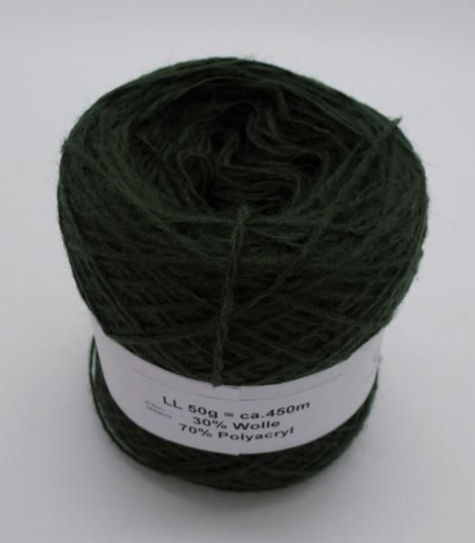 Woll-Acryl-Gemisch - Moos - 50g - 450m