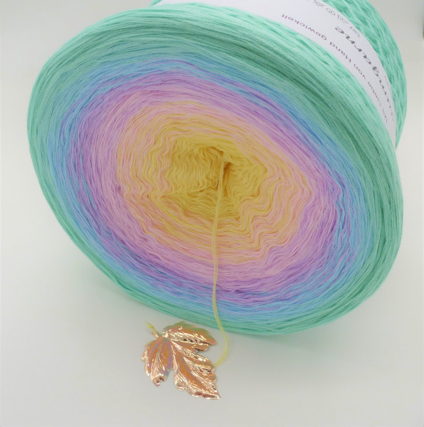 Gigantischer Bobbel - Regenbogen - 1kg