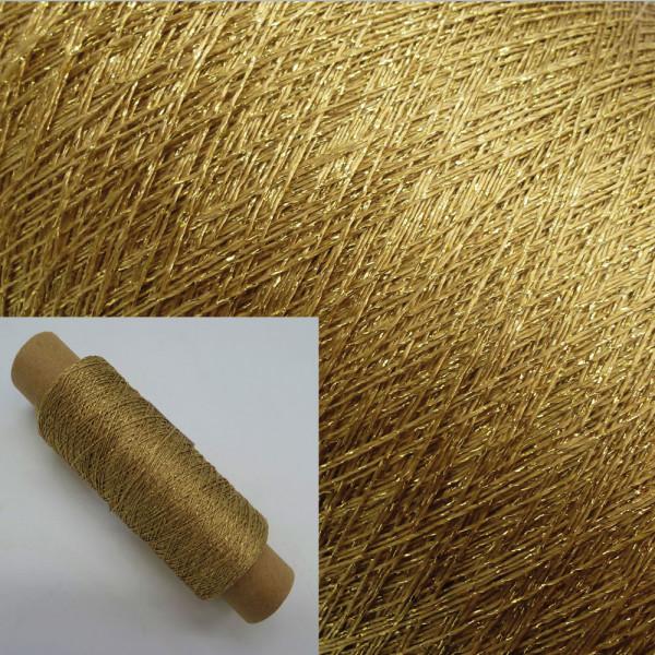 Lurex verstärktes Gold - 250m