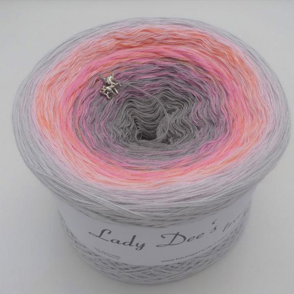 Lady Dee's Lakisha - 150g - Hellgrau außen