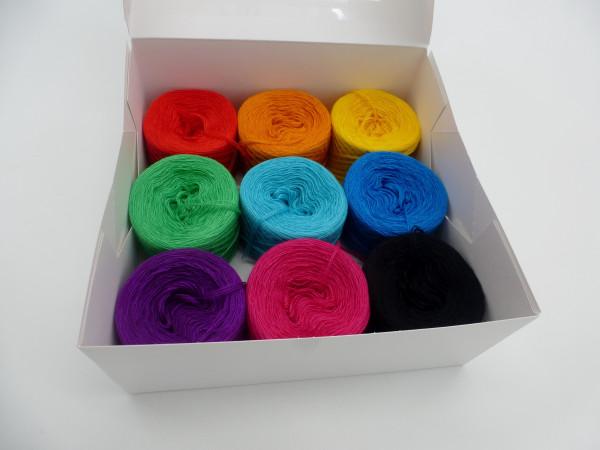Farben des Lebens (4fädig-900m) - Multicolor