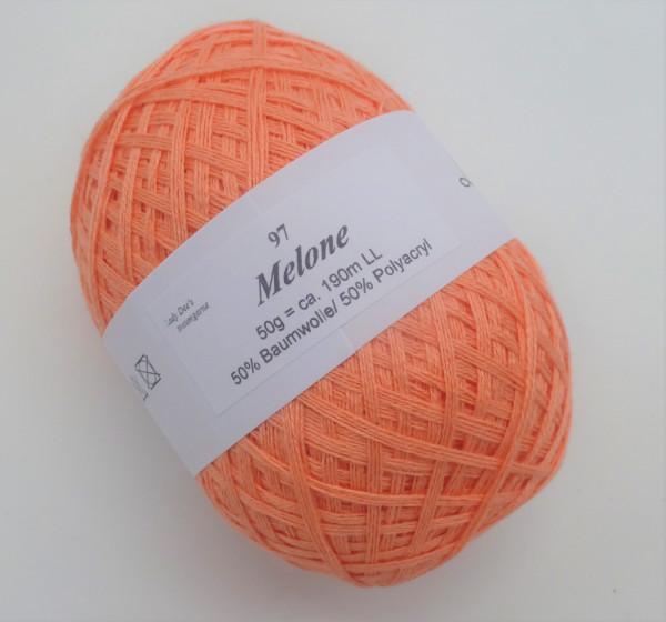 Lace Garn - Melone - (97)