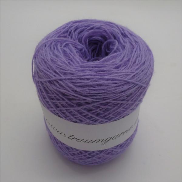 Woll-Acryl-Gemisch - Flieder - 50g - 450m