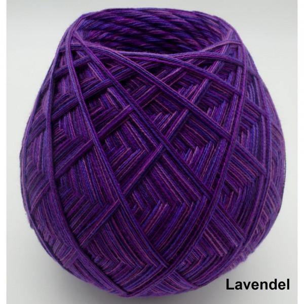 Lady Dee's ZauberEi - Lavendel - 200g - 4fädig