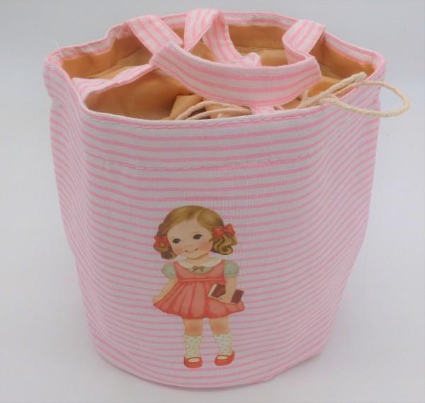 Utensilo - Bobbel Bag zum Zuschnüren - Mädchen