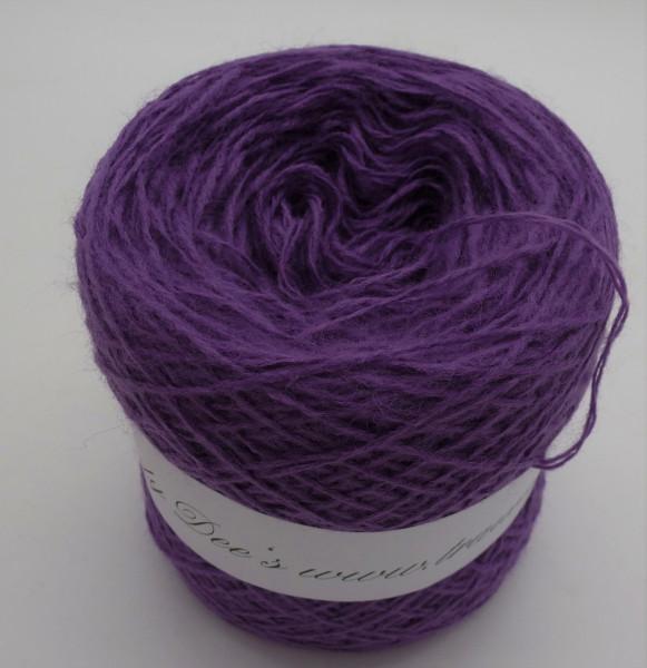 Woll-Acryl-Gemisch - Veilchen - 50g - 450m