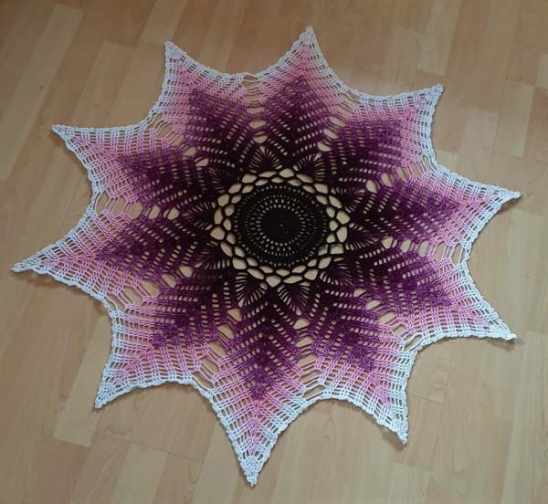 Sternendecke aus 150g Götterfunken