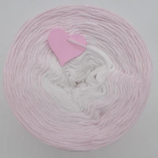 Schneeweißchen - Grösse nach Wahl - Pastell Rosa außen
