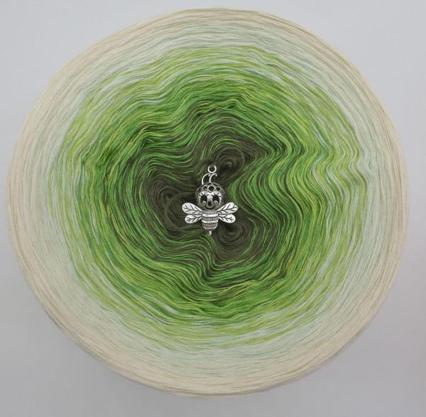 Gräser im Wind - Grösse nach Wahl - Creme außen