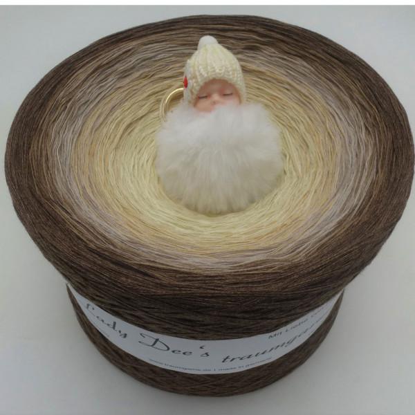 Gigantischer Bobbel - Vanille Schokoccino - über 1kg