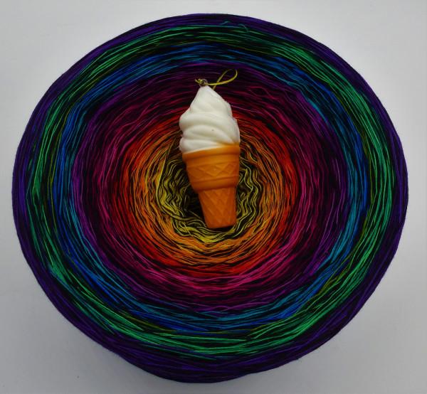 Gigantischer Bobbel - Farbspektakel - 1kg