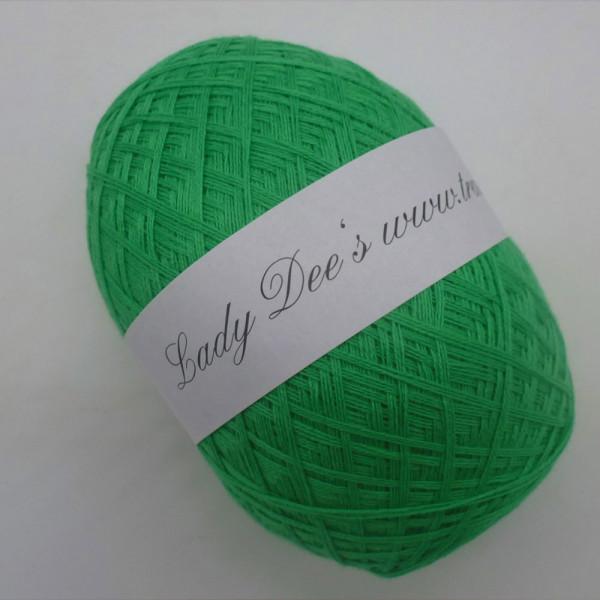 Lace Garn - Giftgrün -