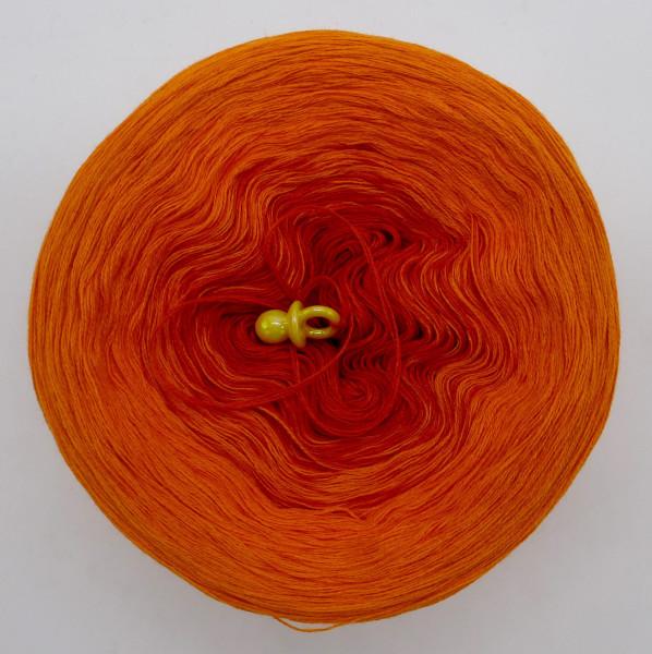 Herbstzauber - Grösse nach Wahl - Orange außen